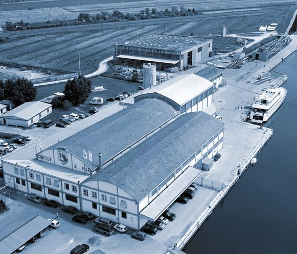 Relazione su concessioni demaniali per i Cantieri Navali