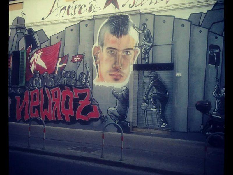 Fuoco al Newroz. Le forze vive della città respingano queste intimidazioni
