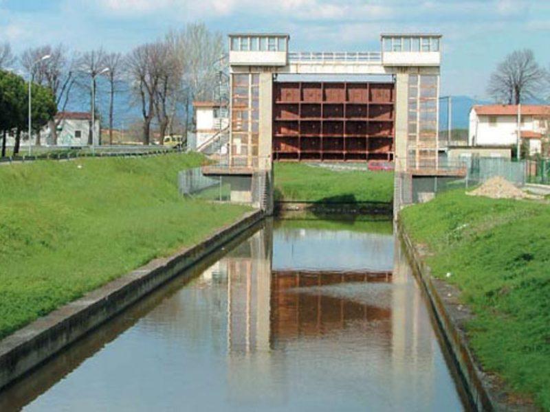 Interpellanza : Qual è la situazione dei lavori per l'apertura del canale Incile?