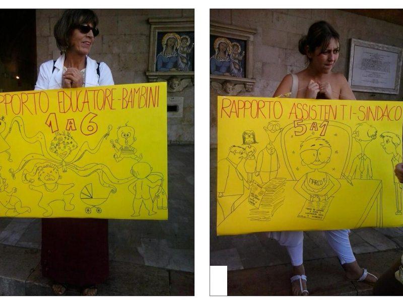 Comunicato rappresentanze sindacali sullo sciopero nelle attività educative comunali del 29 Ottobre