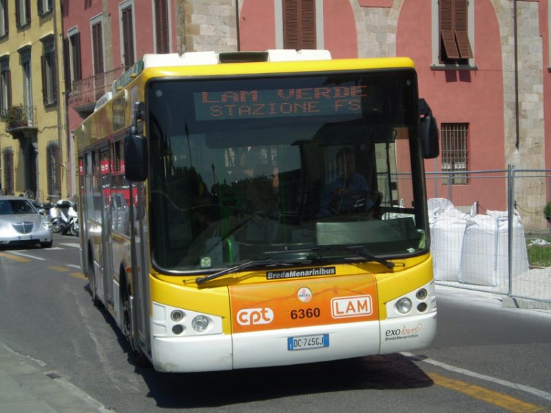 Ordine del giorno su Trasporto Pubblico Locale