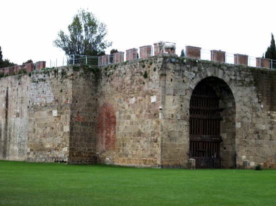 Interpellanza: convenzione comune di Pisa – Amur per gestione tratto della Mura