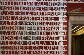 Interpellanza: Nuova chiusura della Domus Mazziniana