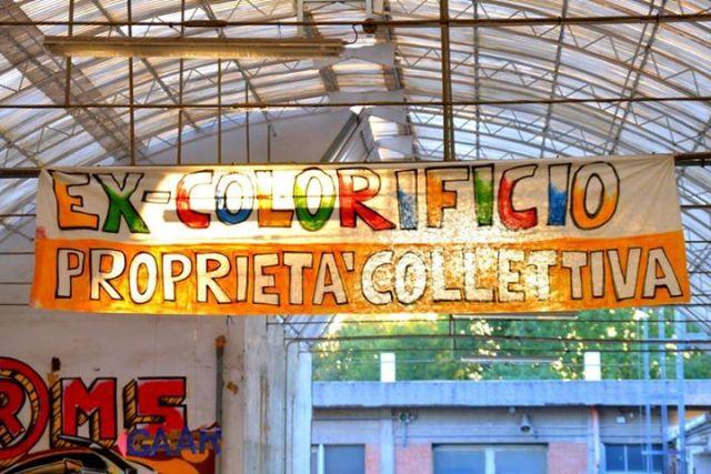 Interrogazione: Verifica imposte dovute al Comune di Pisa d JColors per l'Ex-Colorificio Toscano