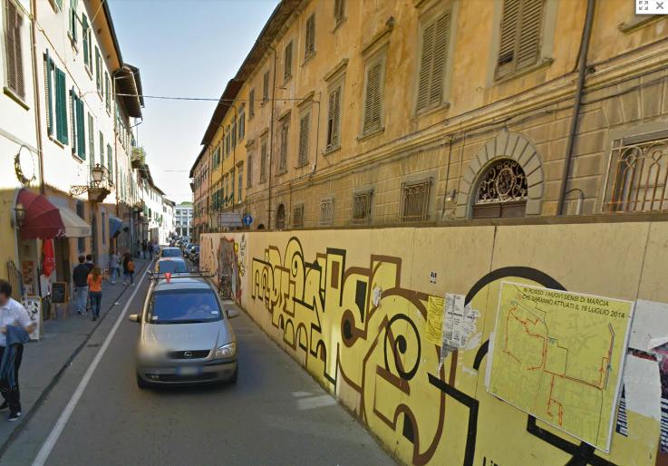 Interrogazione a risposta scritta: Controversia su immobile in via San Lorenzo