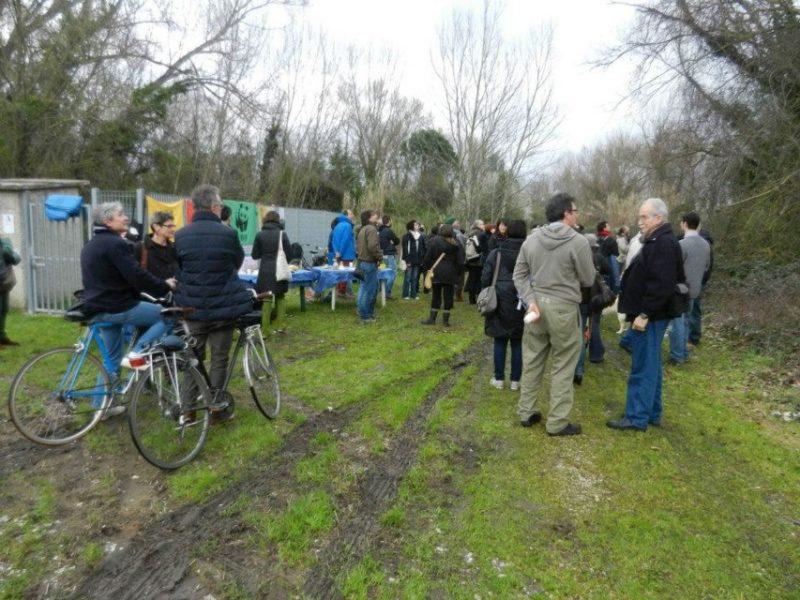 Parco di Cisanello: gravi e ingiustificati ritardi nel percorso partecipativo