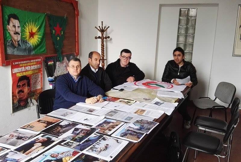 Appello a sostegno delle municipalità kurde. Il Comune di Pisa approvi subito un patto di amicizia
