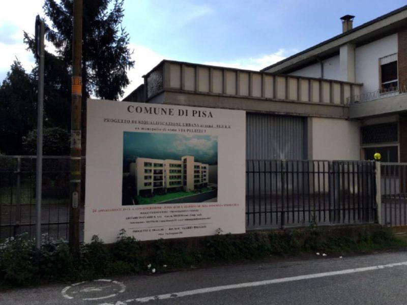 """Interpellanza: Progetto """"riqualificazione"""" Via Pellizzi"""
