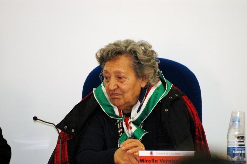 Mirella Vernizzi, staffetta partigiana, ci ha lasciato