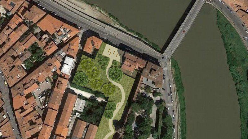Appello per il memoriale sulla guerra in Lungarno: aderisce anche l'ANPI di PISA