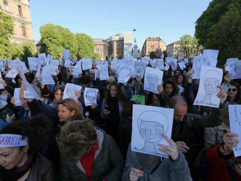 Mozione urgente: #iostoconGabriele. Gabriele Del Grande Libero!